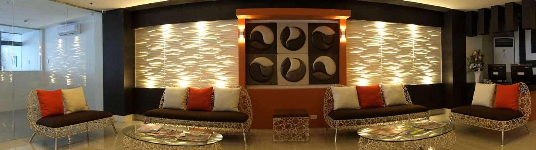 SouthPole Central Hotel Sofa