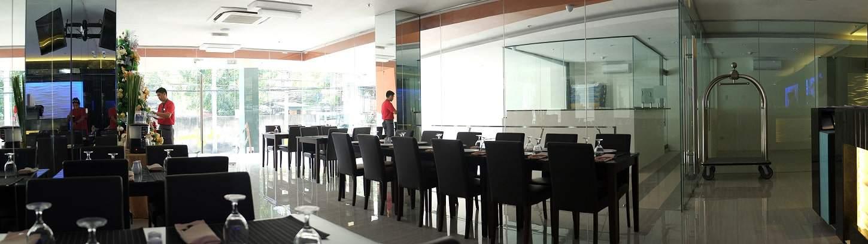 SouthPole Central Hotel Resto