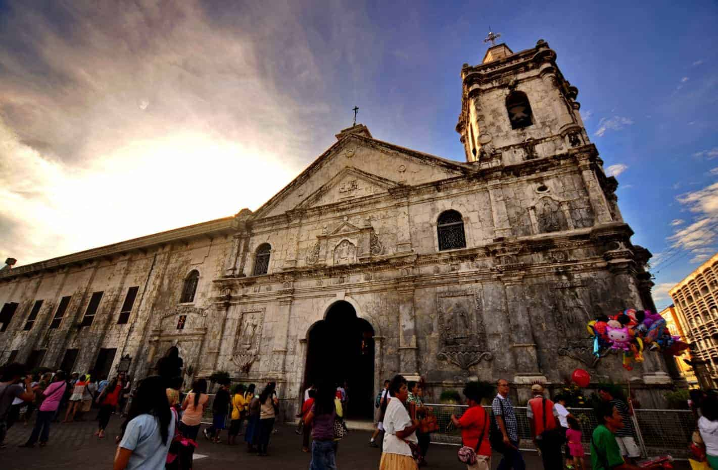 Basilica del Santo Niño de Cebu