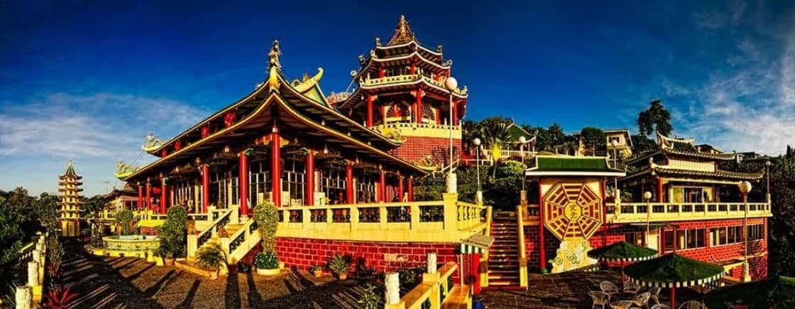 The Cebu Taoist Temple