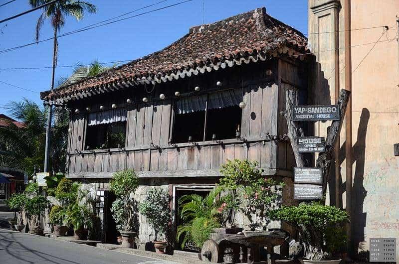 Yap Sandiego Angestral House