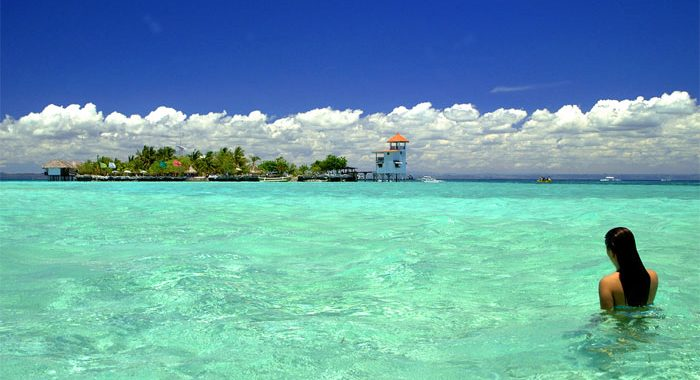 Islands Near Cebu Philippines