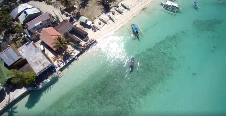 how to go to Bantayan Island