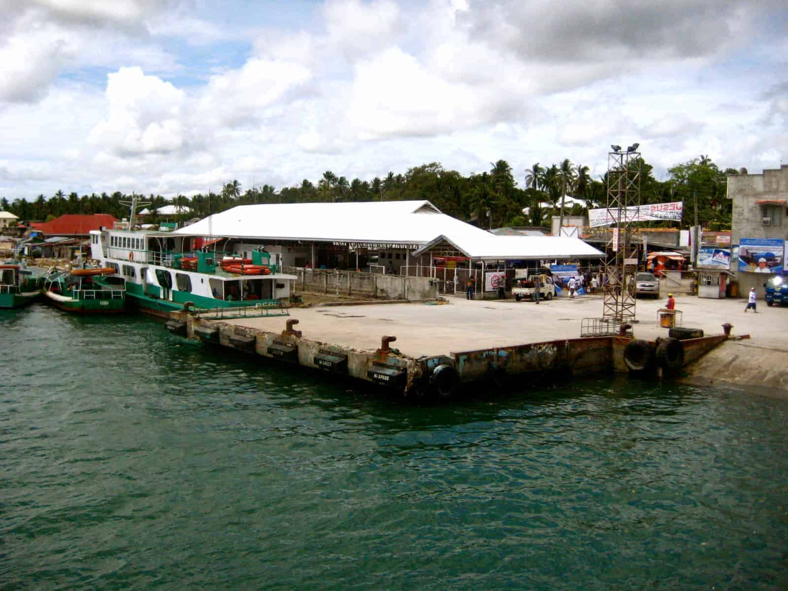 Cebu City to Hagnaya Port