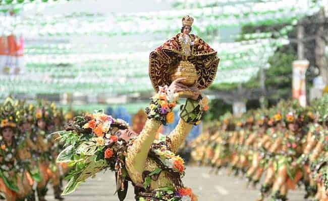 Sinulog Dance