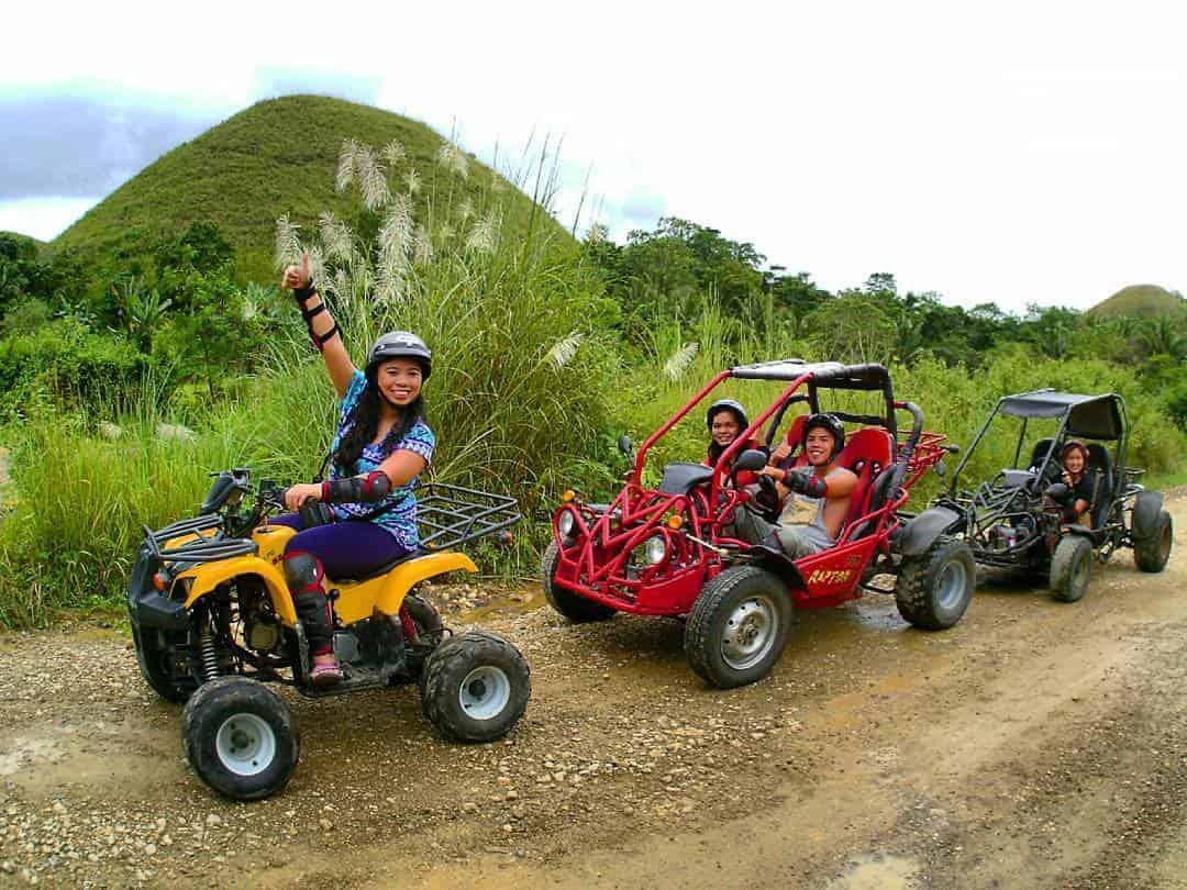 ATV at Bohol