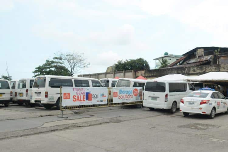 Cebu V-hire simala