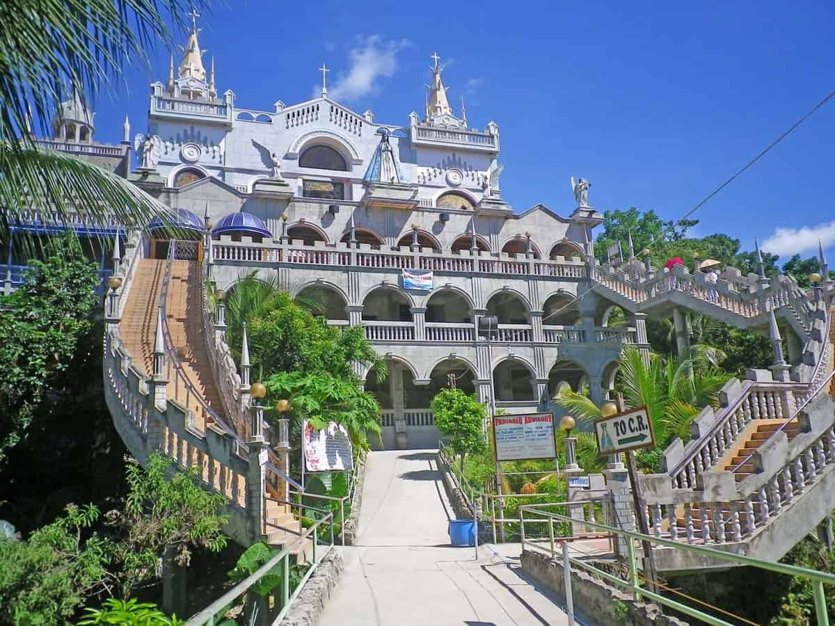 Simala Shrine in Sibonga