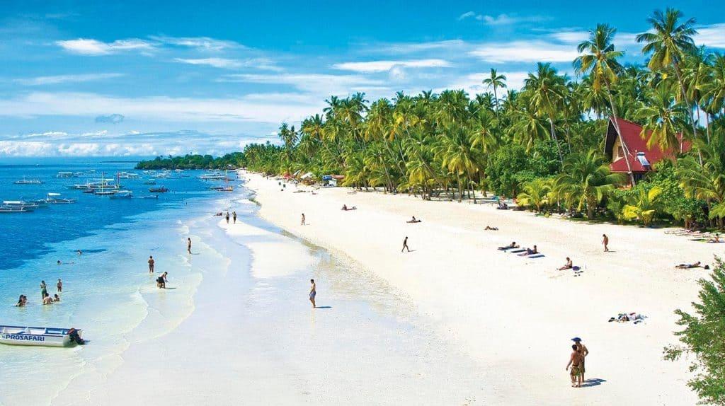 island of Bohol